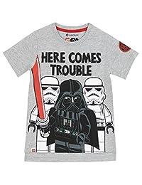 Lego Star Wars Boys Star Wars Darth Vader T-Shirt