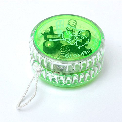 Review LED Light Up YoYo