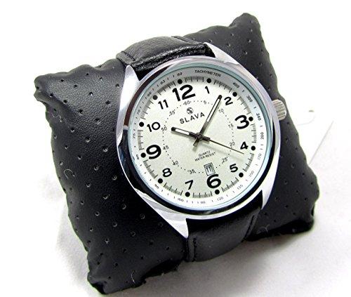 Russian Watch Slava Watch Mens Wrist Watches 10129 Watch Men 3ATM Watches