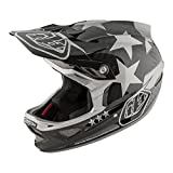 2018 Troy lee Designs D3 Freedom Carbon Bicycle Helmet - Blk/Gry - X Large