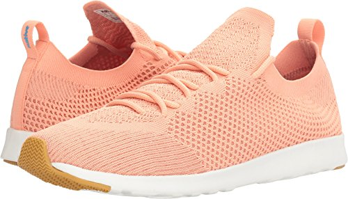 5f127af639502 Native Shoes Unisex AP Mercury Liteknit Clay Pink/Shell White/Natural  Rubber 11.5 Women / 9.5 Men M US