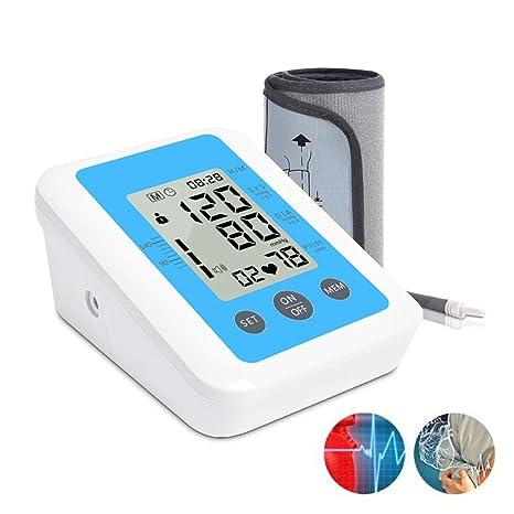 Comfort Tensiómetro De Brazo Digital, Monitor Eléctrico De Presión Arterial Medición Automática De La Presión