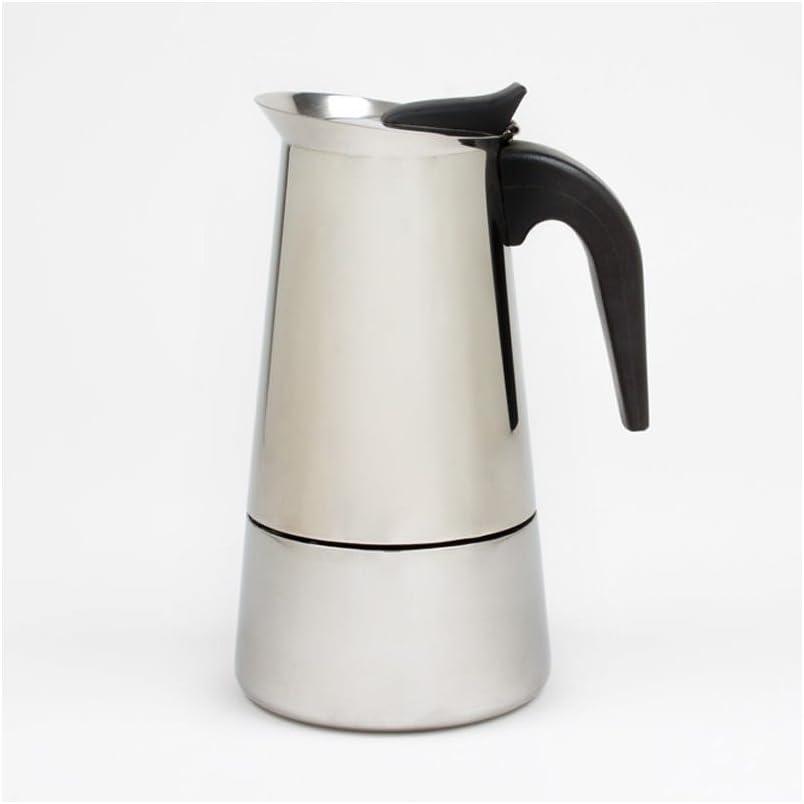 TREND UP-CAFETITO-Cafetera italiana 9 tazas, apta para inducción ...