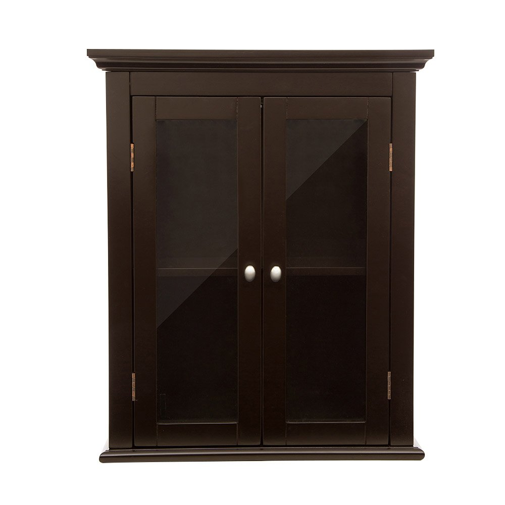 storage cabinets with glass doors glitzhome wooden wall storage cabinet with glass 26855