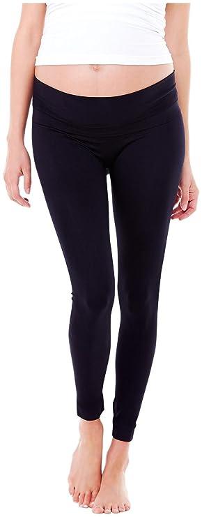 34c54874ddc8f ingrid & isabel Seamless Belly Leggings: Amazon.co.uk: Baby