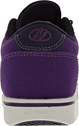Heelys Launch Skate Shoe (Toddler/Little Kid/Big Kid) Purple/Grape/White sale brand new unisex cheap sale online cheap price wholesale price buy cheap from china cheap collections LA9F47y