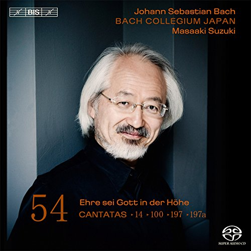 BACH / BACH COLLEGIUM JAPAN / SUZUKI