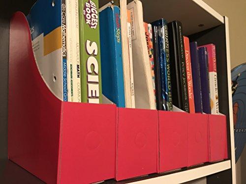File Hot (Royal Magazine File Holders Storage Boxes 12 1/4
