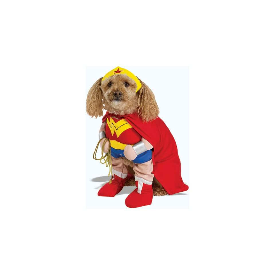 Standard Wonder Woman Pet Costume   Officially Licensed Wonder Woman Costumes