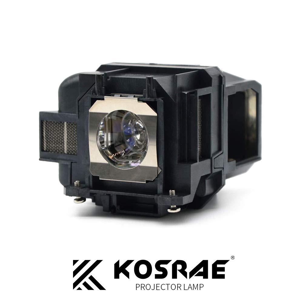 Kosrae - Bombilla de Repuesto para proyector Epson VS240 VS345 ...