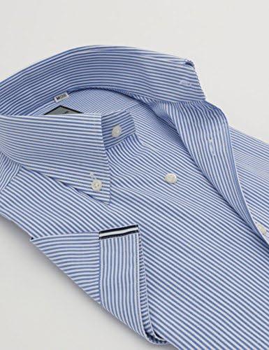 摩擦に強い 耐久性に優れたワイシャツ 半袖 DHAH74 メンズ