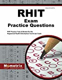 img - for RHIT Exam Practice Questions: RHIT Practice Tests & Review for the Registered Health Information Technician Exam book / textbook / text book