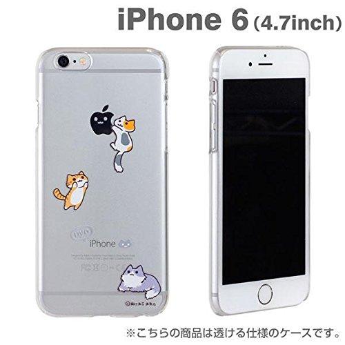 Niconico Nekomura Hard Type Plastic Case for iPhone 6 (Pounce)