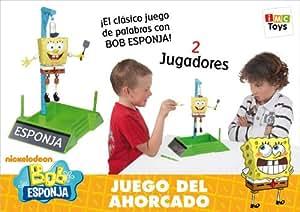 IMC TOYS 646544 - Bob Esponja Juego Del Ahorcado