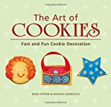 The Art of Cookies, Noga Hitron and Natasha Haimovich, 1580086322