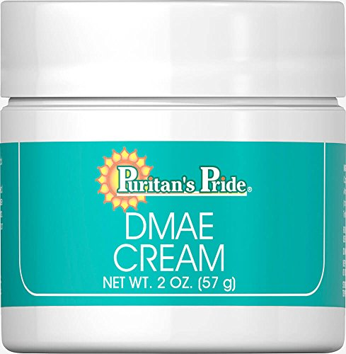 Puritan's Pride DMAE Cream-2 oz Cream