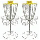 Innova Discatcher Sport Twin Pack - Disc Golf Basket Set