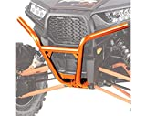 #3: Polaris 2879449-589 Orange Low Profile Front Bumper