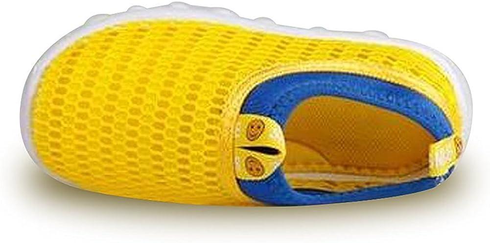 Sandalias Cerrado Bebe Ni/ño Malla Transpirable Calzado Verano Ni/ña Chanclas Deportivas Zapatillas Primeros Pasos Playa