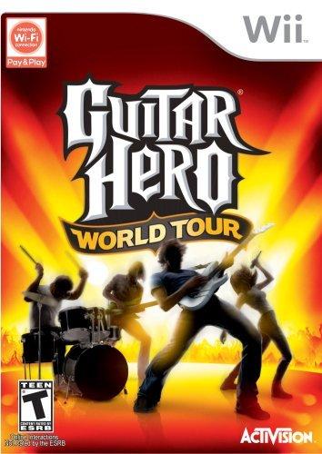 Guitar Hero World Tour (Renewed)