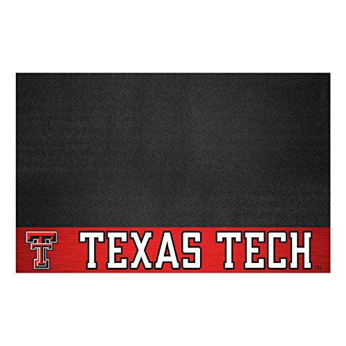 NCAA Texas Tech University Red Raiders Grill Mat Tailgate Accessory ()