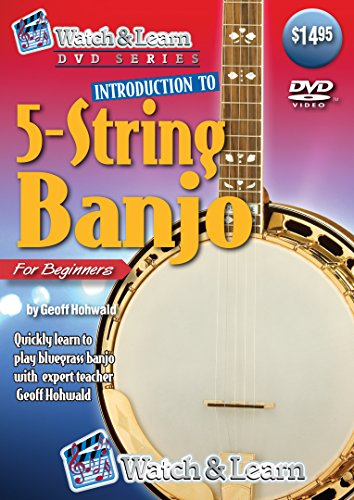 Introduction to 5 String Banjo - Carlsbad Outlet