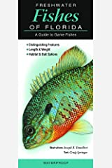 Freshwater Fishes of Florida: A Guide to Game Fishes (Quick Reference Guides) Pamphlet
