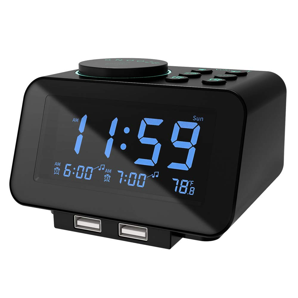 Top 9 Best Sounding Clock Radio On The Market - Buyer's Guide 33