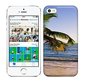 Best Power(Tm) HD Colorful Painted Watercolor S Beach Tropical Beach Susnet Hard For Ipod Touch 4 Phone Case Cover