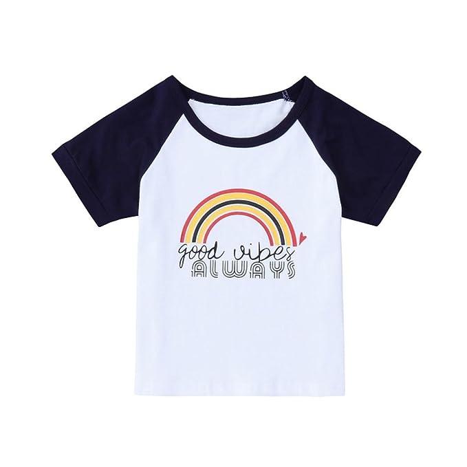 Dinlong - playera unisex para bebé 0871b74d0eed