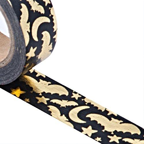 Halloween Decorative Washi Tape Roll 9/16