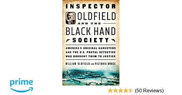Amazon com: Inspector Oldfield and the Black Hand Society