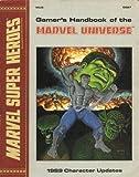 Gamer's Handbook of the Marvel Universe, David Lozell Martin, 0880387661