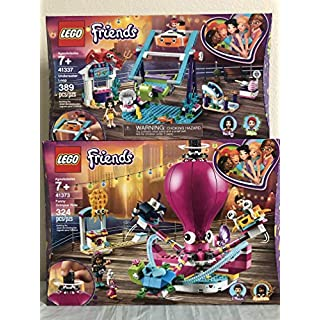 LEGO Friends Funny Octopus Ride Bundled Friends Underwater Loop