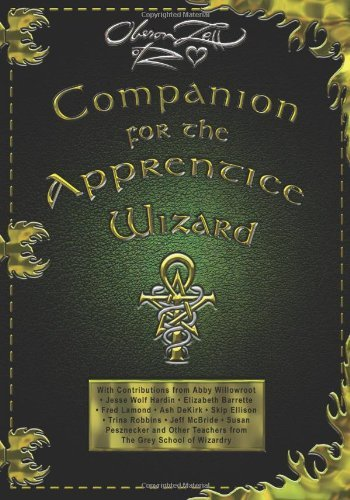 Companion for the apprentice wizard ebook oberon zell ravenheart companion for the apprentice wizard ebook oberon zell ravenheart amazon loja kindle fandeluxe Image collections