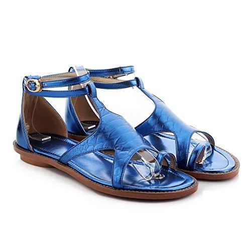 Sandales pour Sandales pour 1TO9 femme 1TO9 Bleu femme n4Uwv8Ivaq