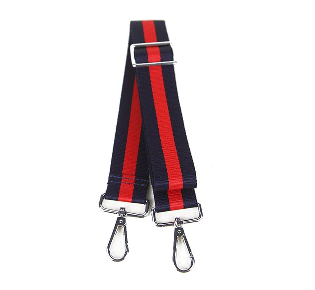 Alins Wide Shoulder Strap Replacement Adjustable All-match Canvas Strap for Handbags Purse Crossbody Bag