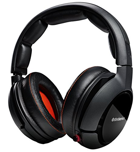 SteelSeries Siberia X800 Wireless Gaming Headset with Dolby 7.1 Surround Sound for Xbox One, Xbox (800 Headsets)