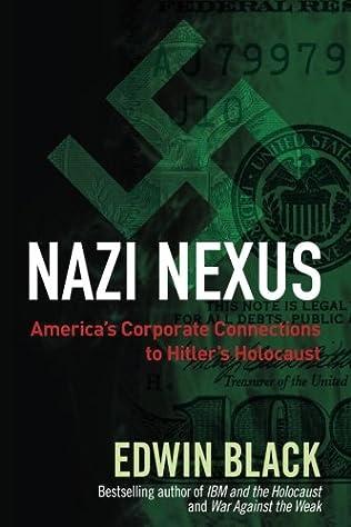 book cover of Nazi Nexus
