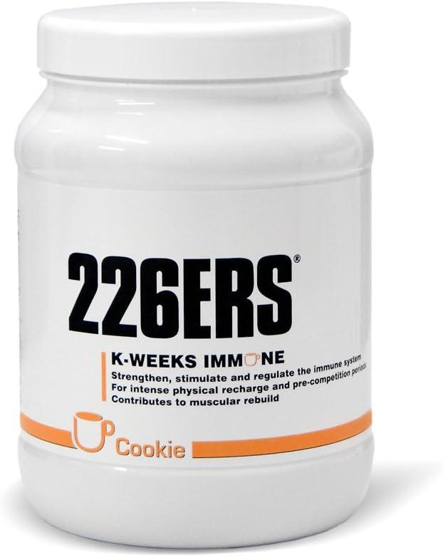 226ERS K-Weeks Bebida para el Desayuno Inmune, Sabor Galleta ...