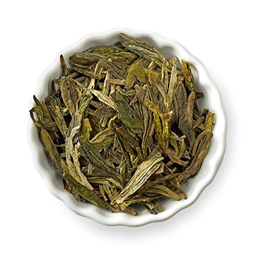 Green Dragon Well Tea Bags - 8