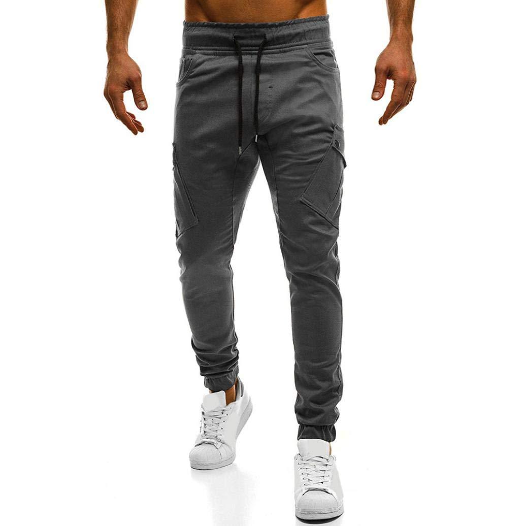 柔らかい Pervobs Mens グレー Pant PANTS メンズ B07G74PJ15 グレー Medium Medium メンズ Medium|グレー, VENICE:5568bedc --- diceanalytics.pk