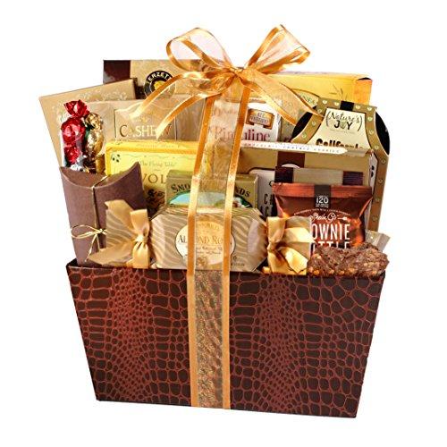 Broadway Basketeers Gourmet Gift Basket - Gift Baskets