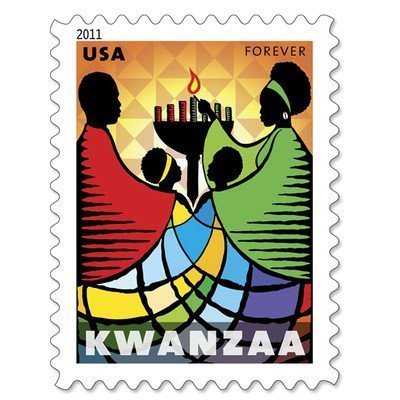 USPS Kwanzaa Forever Stamps - Sheet of 20 - 2011 Issue