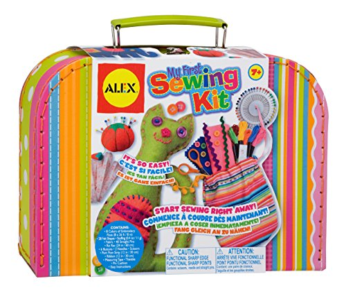 Large Product Image of ALEX Toys Craft My First Sewing Kit