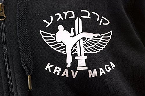 Capuche Gilet Krav Fds1 Noir À Maga w4x0qIg