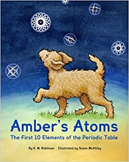 Amber S Atoms The First Ten Elements Of The Periodic Table