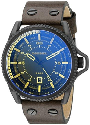 Diesel Men's DZ1718 Rollcage Stainless Steel Watch