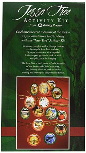 Abbey Gift Jesse Tree Activity (Jesse Tree Catholic)