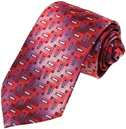 DAA7B19-22 Perfect Patterned Tie Woven Microfiber Suppliers Ties By Dan Smith